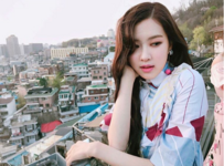 Rosé Behind The Scenes of Trevi 2