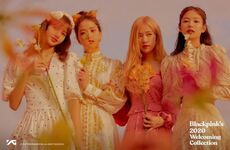 BLACKPINK for 2020 Welcoming Collection 3
