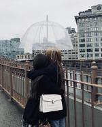 Lisa IG Update with Jisoo 180912