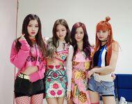 BLACKPINK Inkigayo IG Update 2