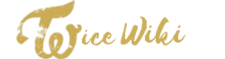 TWICE Wiki Wordmark