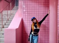 Lisa IG Behind The Scenes of AIIYL 4