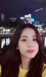 Jisoo IG Story Update 180818 7