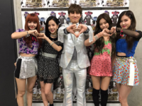 BLACKPINK With Daesung Tokyo Girls Collection YGEX Staff Twitter Update