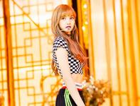 SBS Inkigayo Lisa 180613 2
