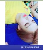 Jisoo IG Story Update with Rosé 180807