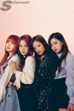 BLACKPINK for S-Cawaii Japan October 2017 2