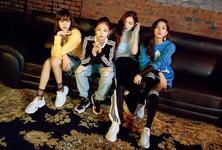 BLACKPINK X ADIDAS KOREA 2018 2
