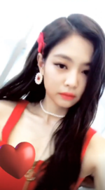 Jennie IG Story Update 180804 2
