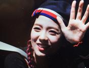 Jisoo leaving Inkigayo 170604 3
