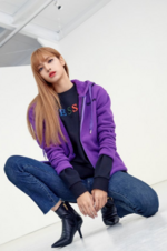 Lisa for GUESS 2018