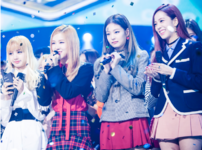 BLACKPINK Top Artist Award November Inkigayo 4