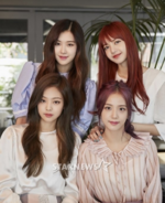 BLACKPINK for Star News Interview