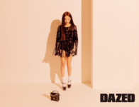 Jennie for Dazed Korea Magazine April 2019 Issue 6