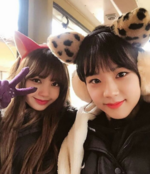 Jisoo Channel Plus Update with Lisa Blackpink house ep 6 2