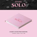 Jennie SOLO Photo book 2