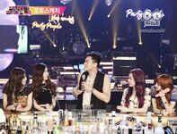 BLACKPINK at JYP Party People 2