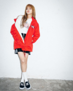 Lisa for xgirljp × n nona9on collaboration 2