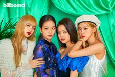 BlackpinkXBillboard - March 2019 Edition 3