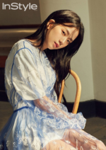 Jisoo for In Style Secret Wonderland Magazine December Issue 2017