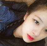 Rosé Update With Her Black Hair