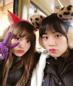 Jisoo Channel Plus Update with Lisa Blackpink house ep 6