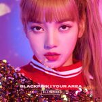 Lisa for BLACKPINK In You Area