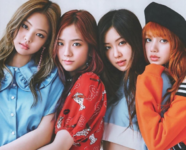 BLACKPINK Japan Mini Magazine