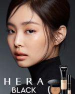 Jennie for Hera Black Foundation + Concealer