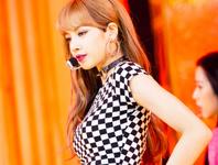 SBS Inkigayo Lisa 180613
