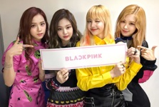 Black Pink Inkigayo PWF Backstage Goodbye Stage