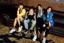 BLACKPINK X ADIDAS KOREA 2018