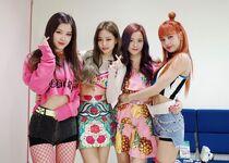 BLACKPINK Inkigayo IG Update