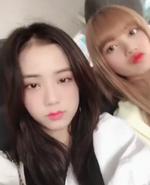 Jisoo IG Update with Lisa 180830 2