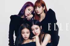 BLACKPINK for Elle Magazine
