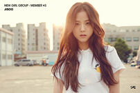 New Girl Group Member 3 Jisoo Debut Promo Picture 4