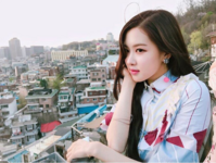 Rosé Behind The Scenes of Trevi