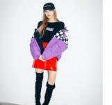 Lisa for xgirljp × n nona9on collaboration 180829