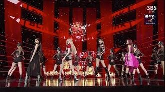 BLACKPINK - 'Kill This Love' 0414 SBS Inkigayo