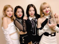 BLACKPINK IG Update 190123 8th Gaon Chart Awards 2019