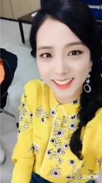 Jisoo Inkigayo 4