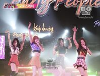 BLACKPINK at JYP Party People 5