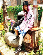 Jisoo for Nylon Japan September Issue J'ADORE BLACKPINK