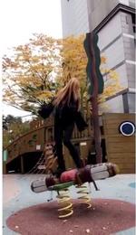 Rosé at the park