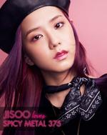 Jisoo for Elle x Rouge Dior Liquid