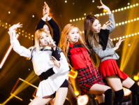 BLACKPINK PWF November Inkigayo 3