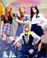 BLACK PINK SBS Inkigayo Boombayah Stage 2