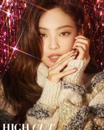 Jennie for High Cut IG Update 181114 2