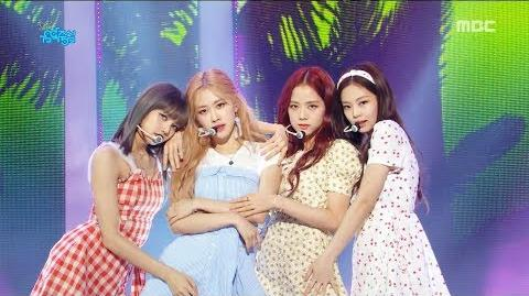 Video - ComeBack Stage BLACKPINK - Don't Know What To Do