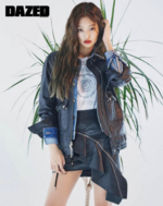 Jennie Dazed Korea